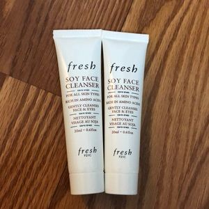 Fresh Soy Face Cleanser Mini- Set of 2